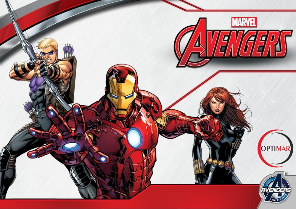 Catalog rame baieti - Rame Avengers - Optica medicala OPTIMAR Buzau - 11
