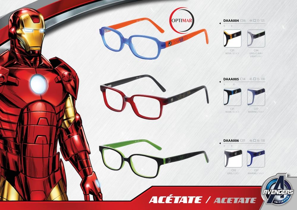 Catalog rame baieti - Rame Avengers - Optica medicala OPTIMAR Buzau - 4