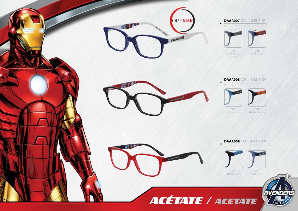 Catalog rame baieti - Rame Avengers - Optica medicala OPTIMAR Buzau - 6