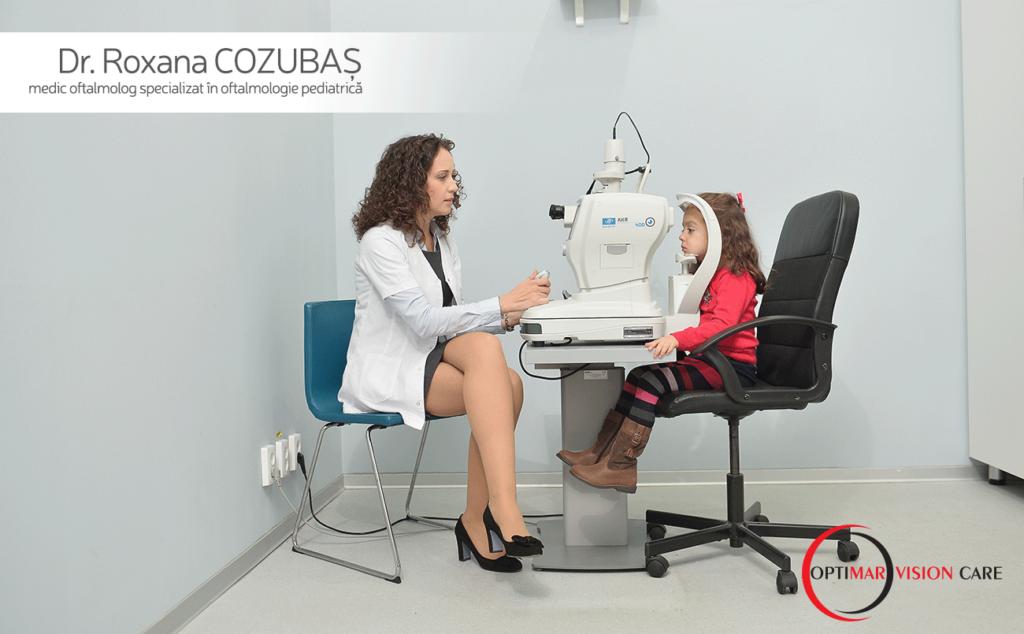 Importanta controlului oftalmologic la copii