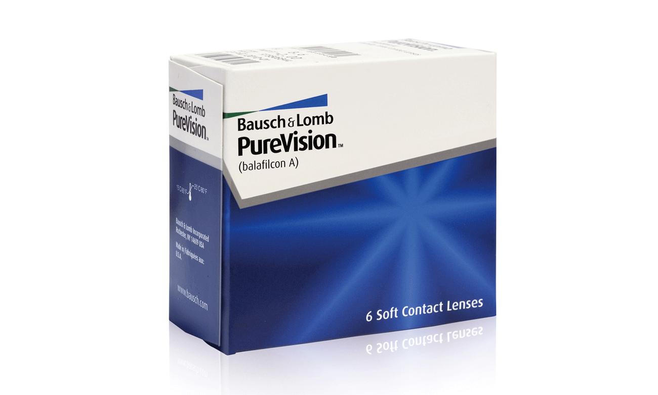 Lentile-PureVision-bausch-optimar-buzau