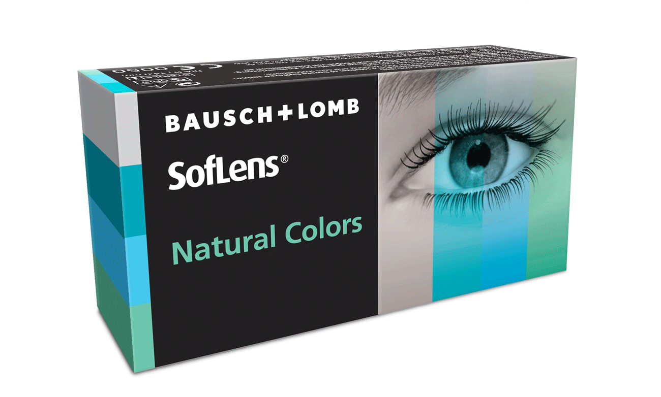 Lentile-SofLens-Natural-Colors-bausch-optimar-buzau