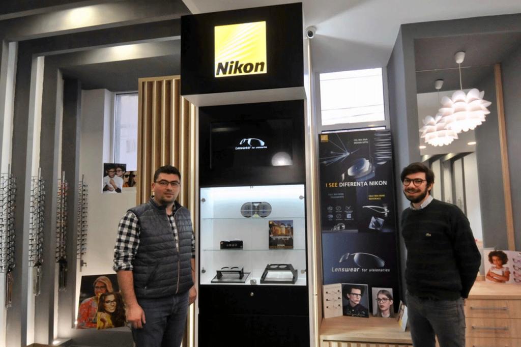 Optimar Vision Care – Magazin partener NIKON