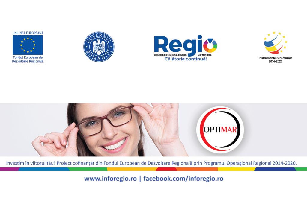 Proiect european optica medicala buzau optimar