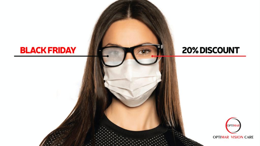 Black Friday 2020 Optimar Vision Care